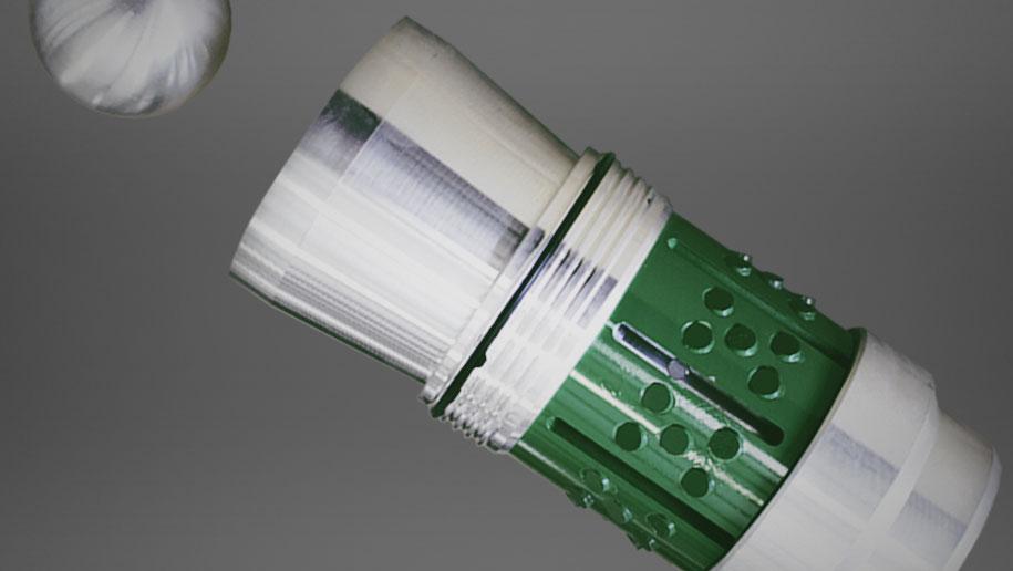 KLX Energy Services - Dissolvable Plug